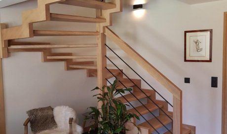 Escalier contemporain