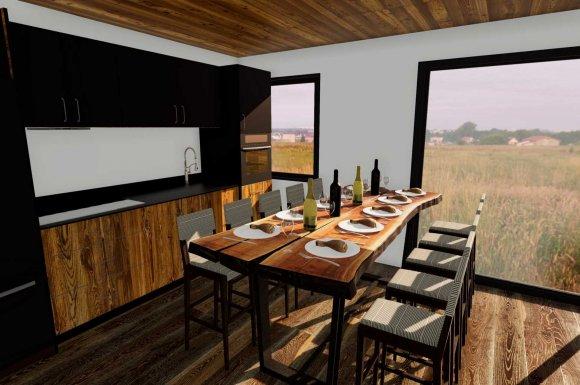 Visualisation de votre cuisine en 3D