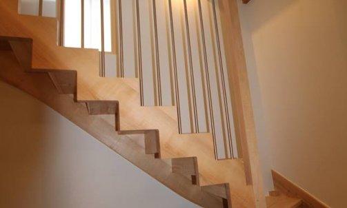 Escalier contemporain Annemasse